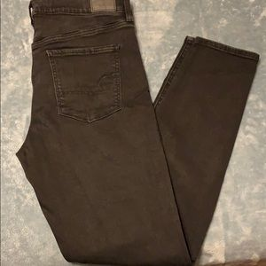 American Eagle jegging size 14 long! Hi rise!